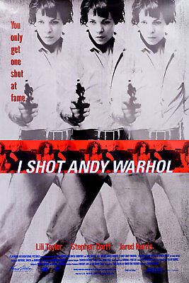 $71 • Buy I Shot Andy Warhol 1996 U.S. One Sheet Poster