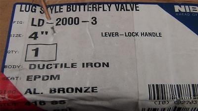 AU254.88 • Buy Nibco LD-2000- 3/4 Inch Butterfly Valve  - NEW W/ 30 Day Warrantee !!