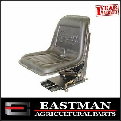 AU199.50 • Buy Tractor Suspension Seat - Pan Type Narrow Suits Japanese Tracotrs