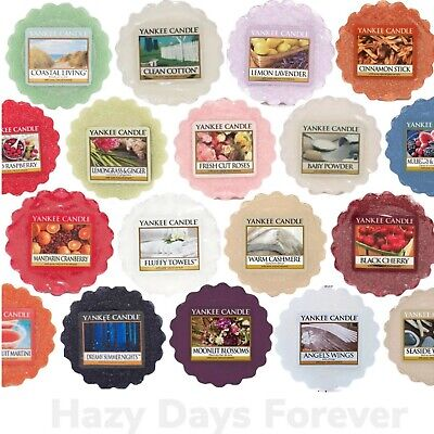 £1.79 • Buy YANKEE CANDLE Wax Tarts Melts  MIX AND MATCH No Additional P&P For Extra Melts