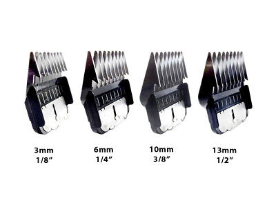 £19.99 • Buy Metal Comb Guide And Blade Variants To Fit Oster, Andis & Masterclip A5 Clipper