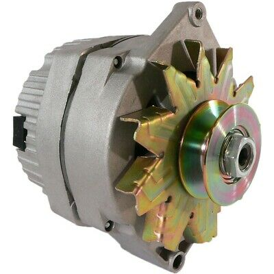 $ CDN79.45 • Buy NEW ALTERNATOR TRACTOR 1-WIRE 63 AMP 10SI W PULLEY For 5/8 Inch Wide Belt