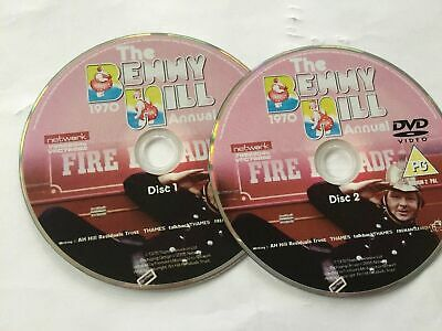 £8.99 • Buy THE BENNY HILL ANNUALS - 1970-discs 1&2, 1971-Disc 1,1972 And 1973   {DVD}