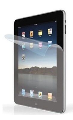 6 X Crystal Clear LCD Screen Protector Cover Guard For IPad 4 Retina 2 & 3 • 3.99£