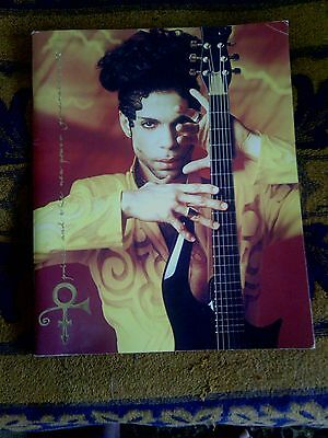 Prince And The New Power Generation Tour Book • 253.26£