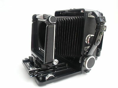 WISTA SP 4x5 Inch Metal Camera (B/N 21230S) • 536.67£