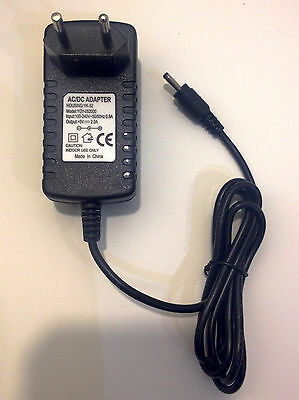 EU 5V 2A Mains AC Adaptor Power Supply For Maygion Foscam Tenvis • 8£