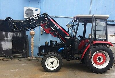 AU27500 • Buy Tractors Farming 60 HP Brand New With Implements