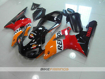 AU700 • Buy ABS Fairing Fit For YAMAHA R1 98 99 1998 1999 REPSOL 1