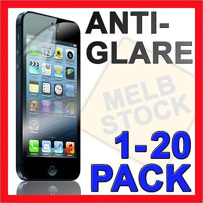 AU2.99 • Buy Anti Glare Matte LCD Screen Protector Film Guard NEW For Apple IPhone 5S 5C 5 SE