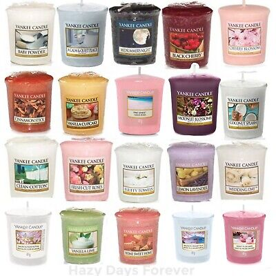 YANKEE CANDLE Votive Sampler MULTI BUY DISCOUNT Scented Small GIFT  • 1.99£