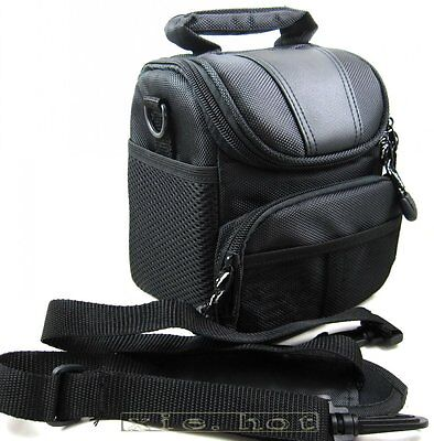 AU14.83 • Buy Camera Case Bag For Panasonic Lumix DMC FZ150 FZ40 FZ70 LZ30 LZ20 FZ200 FZ62 Z60