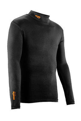 Scruffs Pro Base Layer Active Thermal Baselayer Shirt Top Work Sport Active Warm • 16.99£