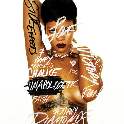 AU25.72 • Buy Rihanna - Unapologetic [New CD] Explicit