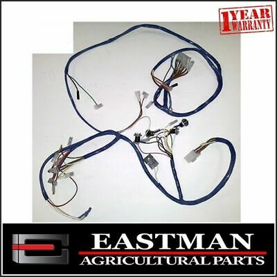 AU124.50 • Buy Complete Wiring Loom Harness Harness To Suit Ford 5000 Tractor