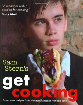 Get Cooking By Sam Stern Paperback Book • 3.99£