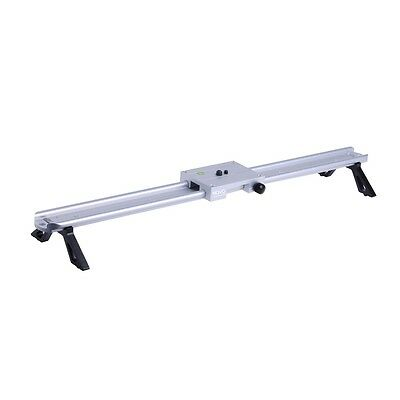 $19.95 • Buy Movo CST-60 23  Track Slider Dolly Video Stabilizer For Canon Nikon DSLR Camera