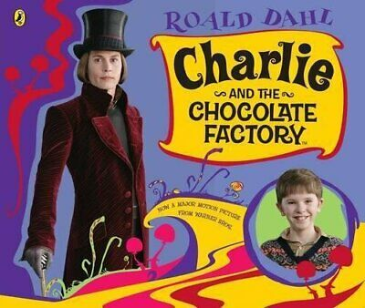 £6.99 • Buy Charlie And The Chocolate Factory Picture Book By Dahl, Roald Paperback Book The