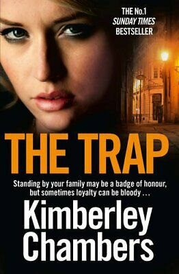 The Trap By Kimberley Chambers Book The Cheap Fast Free Post • 6.08£