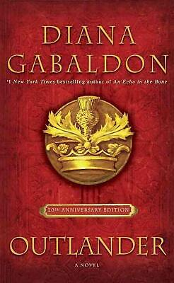 AU64 • Buy Outlander (20th Anniversary Edition) By Diana Gabaldon (English) Hardcover Book