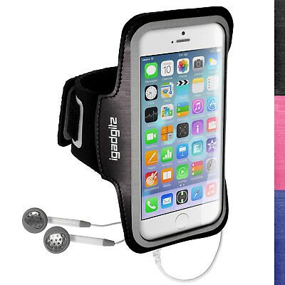 Running Jogging Sports Armband For Apple IPhone 6 & 6S 4.7  Cover Fitness Gym • 1.99£