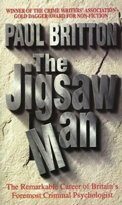 £3.29 • Buy The Jigsaw Man By Britton, Paul Paperback Book The Cheap Fast Free Post