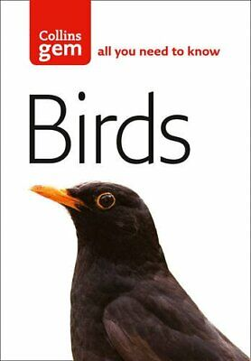 Birds (Collins Gem) By Flegg, Jim Paperback Book The Cheap Fast Free Post • 3.22£