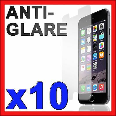 AU2.95 • Buy 10x Anti Glare Matte Screen Protector Film Guard For Apple IPhone 6 6S 6 Plus