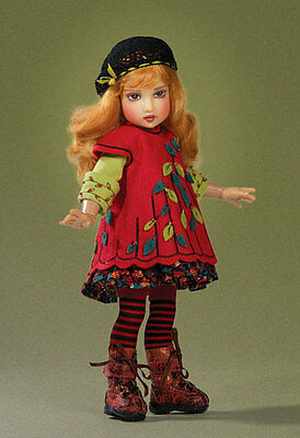 Bethany Falling Leaves ~ Handpainted Doll By Helen Kish ~ Limited Edition 200!! • 455£
