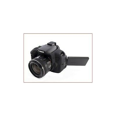 Easy Cover Camera Body Protection Per Canon 650D 700D Nera Black • 25.85£
