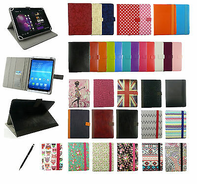 £5.49 • Buy Stylish PU Leather Wallet Case Cover Fits Allwinner A13 7  Touch Screen Tablet