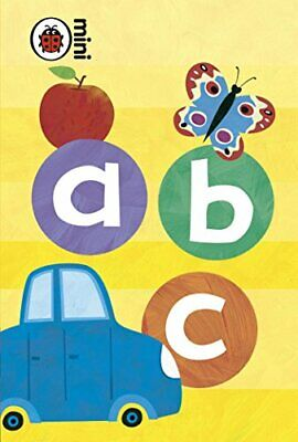 Early Learning: ABC (Ladybird Minis) By Ladybird Hardback Book The Cheap Fast • 4.99£