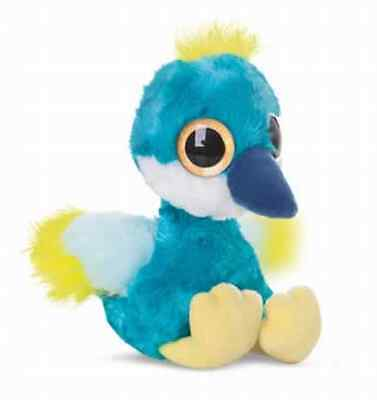 NEW YooHoo And Friends 5  Crownee Crowned Crane Plush Cuddly Soft Toy By Aurora • 4.95£