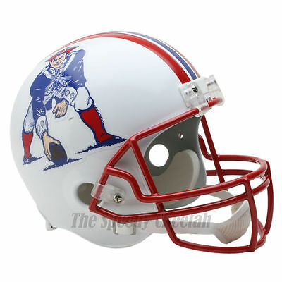 $109.95 • Buy New England Patriots 90-92 Throwback Nfl Full Size Replica Football Helmet