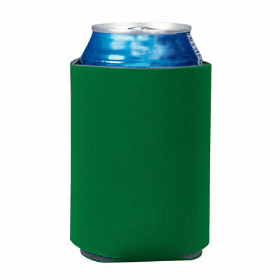 £8.99 • Buy 10 X CAN COOLER KOOZIE QUALITY BEER DRINKS CHILL INSULATED HOLDER SUMMER BBQ