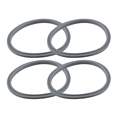 AU9.99 • Buy 4X For Nutribullet Grey Gasket Seal Ring Suits New 600W 1200W 900W Models