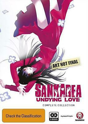 $ CDN58.30 • Buy Sankarea - Undying Love - Complete Collection - DVD Region 4 Free Shipping!