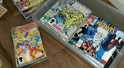 15x Marvel Comics Wholesale Mixed Job Lot Collection • 12.59£