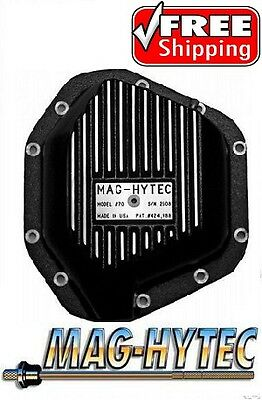 Mag Hytec Rear Differential Cover 89-02 Dodge Ram Pickup Truck W/ Dana # 70 Axle • 256.50$
