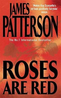 £3.99 • Buy Roses Are Red (Alex Cross) By Patterson, James Book The Cheap Fast Free Post