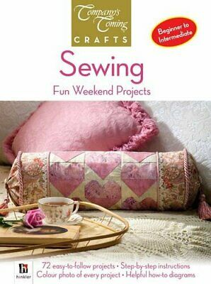 Sewing (Company's Coming Craft) Book The Cheap Fast Free Post • 4.50£