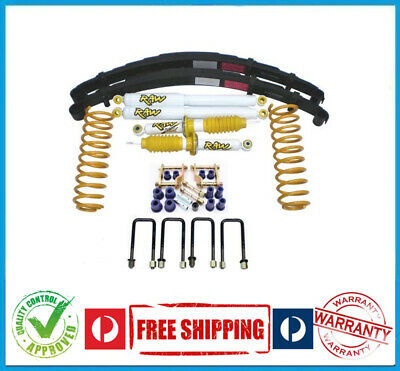 AU1200 • Buy Nissan Navara 4x4 D40 06-on 2inch-50mm Fulcrum Comfort Suspension Lift Kit