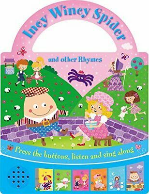 £2.29 • Buy Incy Wincey Spider And Other Nursery Rhymes By Igloo Books Ltd Book The Cheap
