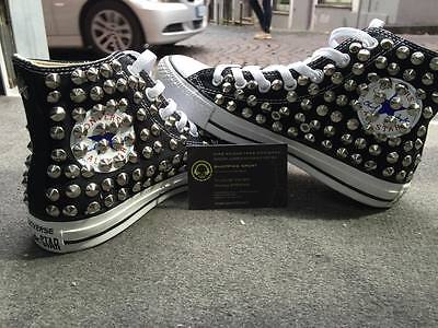 it E Offerte Converse Dealsan Nere Confronta All Star Borchiate Prezzi OxqW7wpazp