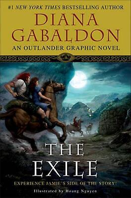 AU47.35 • Buy The Exile: An Outlander Graphic Novel By Diana Gabaldon (English) Hardcover Book