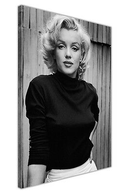Marilyn Monroe Fashion Shoot Canvas Wall Art Prints Framed Picture Iconic Poster • 9.99£