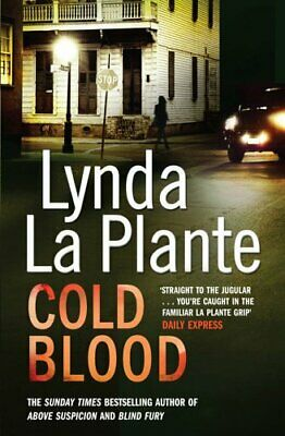 £4.49 • Buy Cold Blood: A Lorraine Page Thriller By La Plante, Lynda Paperback Book The