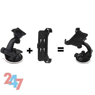 New Universal Mobile Phone PDA Car Windscreen Suction Mount Holder Cradle Stand • 2.36£