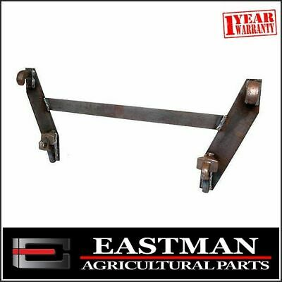 AU145 • Buy Tractor Loader Euro Quick Attachment Bracket Assembly, Bale Forks Farm Implement