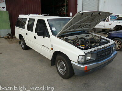 AU75 • Buy Holden Rodeo Tf 2.6 4ze1 Dual Cab Wrecking. Any Door Guard Grille